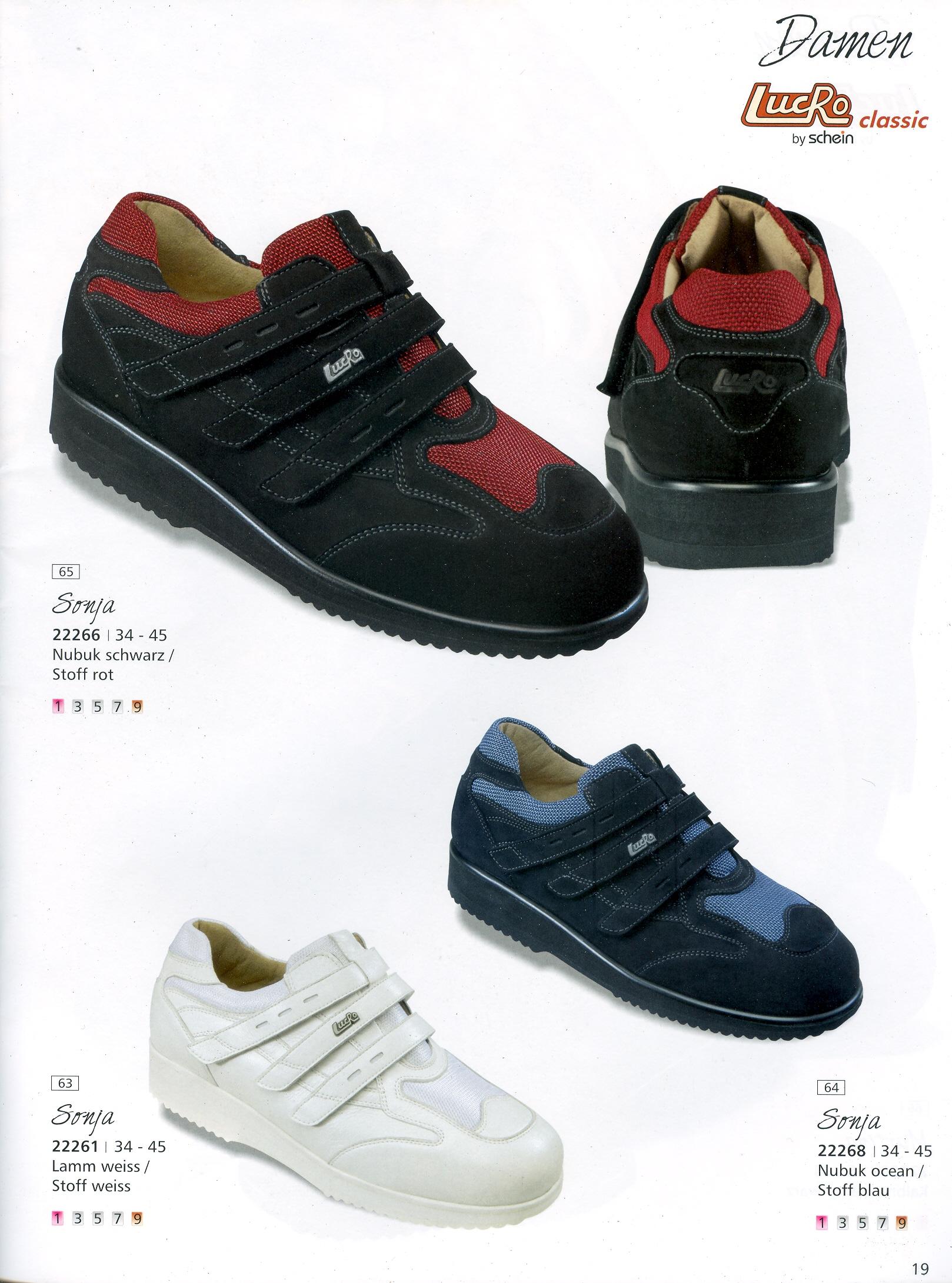 Schuhe für Diabetiker